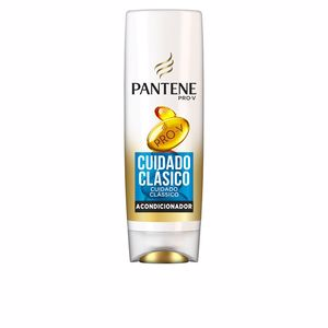 Shiny hair products - Hair repair conditioner CUIDADO CLÁSICO acondicionador Pantene