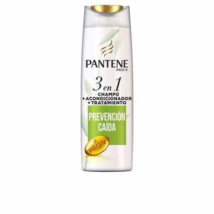 Anti hair fall shampoo - Hair repair conditioner - Hair loss treatment PREVENCION CAIDA 3en1 champú Pantene