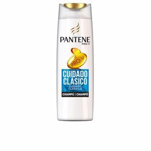 Feuchtigkeitsspendendes Shampoo - Shampoo für glänzendes Haar CUIDADO CLÁSICO champú Pantene