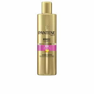 Shampoo for curly hair MIRACLE RIZOS DEFINIDOS champú Pantene