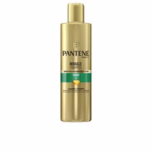 Hair straightening shampoo MIRACLE SUAVE Y LISO champú Pantene