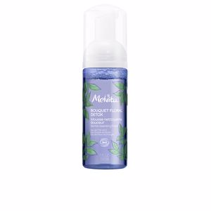 Hidratante corporal - Tratamiento hidratante pelo - Tratamiento Facial Hidratante BOUQUET FLORAL Espuma limpiadora ligera Melvita