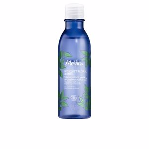 Make-up remover BOUQUET FLORAL DETOX démaquillant yeux bi-phase Melvita