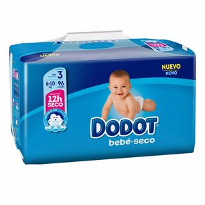 Hygiene for kids - Diapers DODOT ETAPAS T3 pañales 6-10 kg Dodot