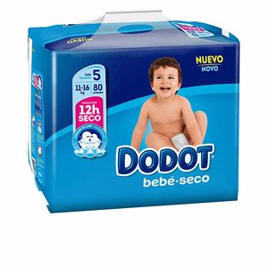 Hygiene for kids - Diapers DODOT ETAPAS T5 pañales 11-16 kg Dodot
