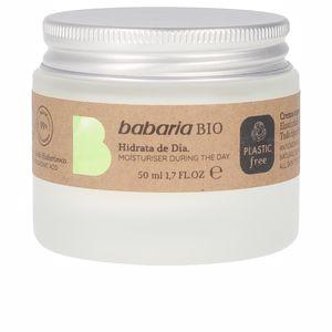 Tratamento hidratante rosto BIO crema noche antiedad detox calmante Babaria