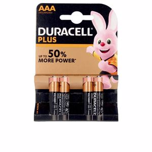 Batterijen DURACELL PLUS POWER LR03 pilas Duracell