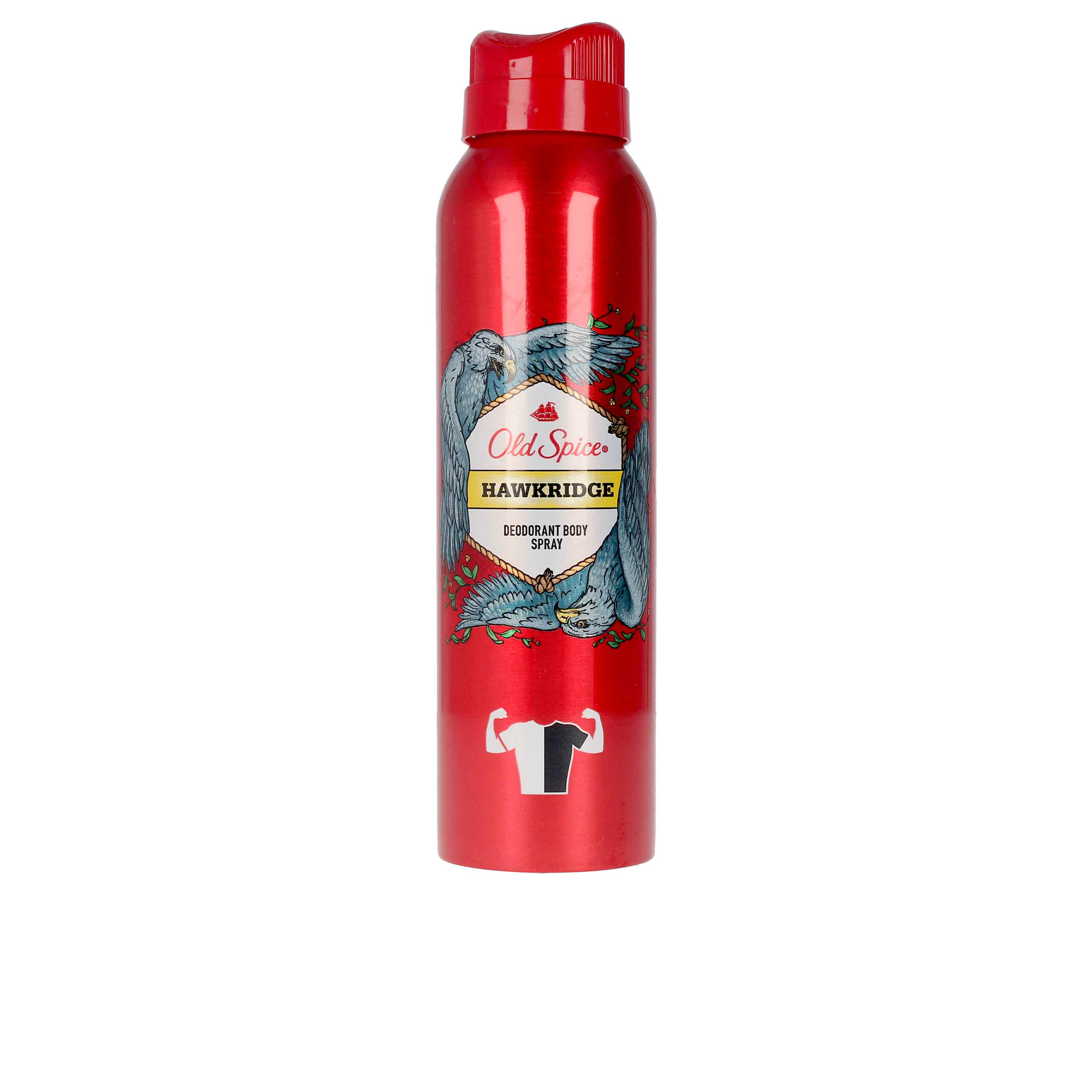 Deodorant HAWKRIDGE deodorant spray Old Spice