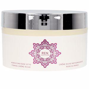 Hidratante corporal - Reafirmante corporal MOROCCAN ROSE OTTO firming rich cream Ren Clean Skincare