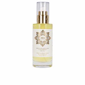 Body moisturiser MOROCCAN ROSE OTTO glow perfect dry oil Ren Clean Skincare
