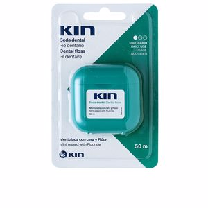 Dental Floss KIN floss with fluor mint Kin