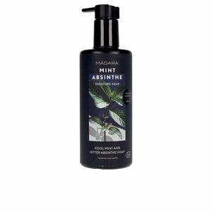 Gel de baño MINT ABSINTHE moisture soap Mádara Organic Skincare