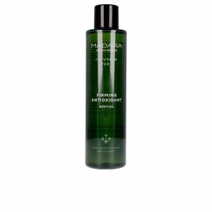 Straffend  INFUSION VERT firming antioxidant body oil Mádara Organic Skincare