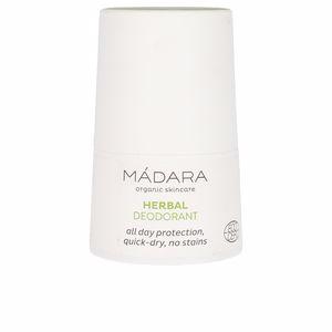 Desodorante HERBAL deodorant Mádara Organic Skincare