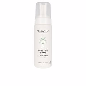 Facial cleanser PURIFYING FOAM deep cleansing Mádara Organic Skincare