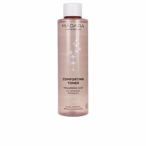 Face toner COMFORTING TONER hyaluronic acid dehydrated stressed skin Mádara Organic Skincare