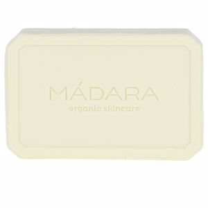 Facial cleanser BALANCE birch and algae facial soap Mádara Organic Skincare