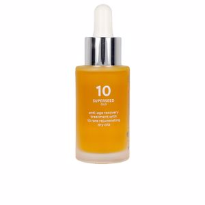 Anti aging cream & anti wrinkle treatment SUPERSEED anti-age recovery organic facial oil Mádara Organic Skincare