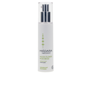 Face moisturizer - Antioxidant treatment cream MOON FLOWER tinting fluid Mádara Organic Skincare