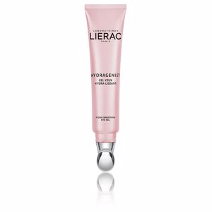 Eye contour cream - Dark circles, eye bags & under eyes cream HYDRAGENIST gel yeux Lierac