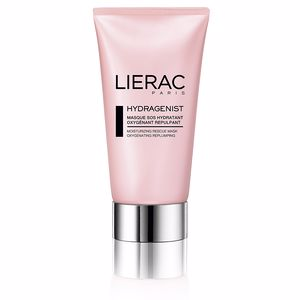 Face mask - Anti aging cream & anti wrinkle treatment HYDRAGENIST masque SOS hydratant oxygénant repulpant Lierac
