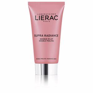 Face mask SUPRA RADIANCE masque éclat double peeling Lierac