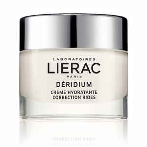 Anti aging cream & anti wrinkle treatment DÉRIDIUM crème hydratante correction rides Lierac