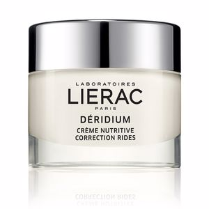 Anti aging cream & anti wrinkle treatment DÉRIDIUM crème nutritive correction rides Lierac