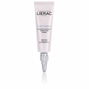 Dark circles, eye bags & under eyes cream DIOPTICERNE fluide éclaircissant correcteur cernes Lierac