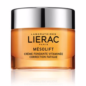 Antifatigue facial treatment MÉSOLIFT crème fondante vitaminée Lierac
