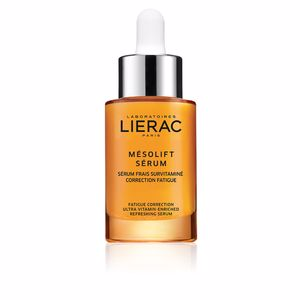 Antifatigue facial treatment MÉSOLIFT sérum frais survitaminé révélateur d´éclat Lierac