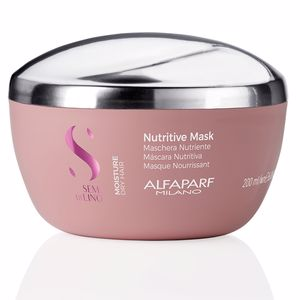Hair mask for damaged hair SEMI DI LINO MOISTURE nutritive mask Alfaparf