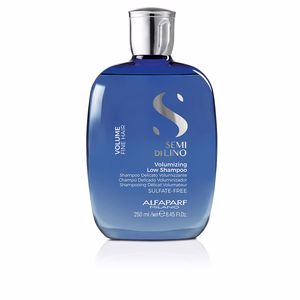 Volumizing shampoo SEMI DI LINO VOLUME volumizing low shampoo Alfaparf