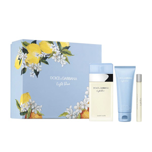 Dolce & Gabbana LIGHT BLUE POUR FEMME LOTE perfume
