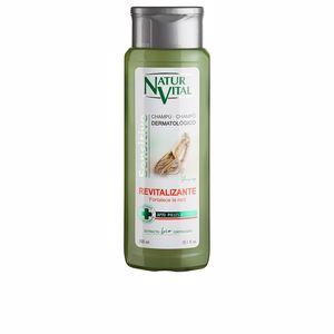 Champú hidratante SENSITIVE champú ginseng revitalizante Natur Vital