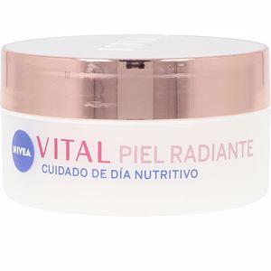 Face moisturizer VITAL RADIANTE cuidado día nutritivo Nivea