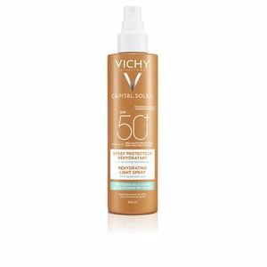 Corps CAPITAL SOLEIL SPF50 spray Vichy