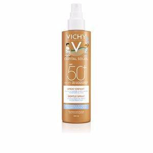 For Kids IDÉAL SOLEIL spray suave niños SPF50 Vichy Laboratoires