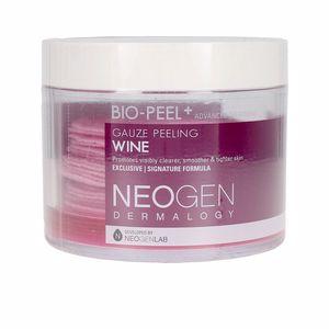 Facial cleanser - Face scrub - exfoliator WINE gauze peeling Neogen
