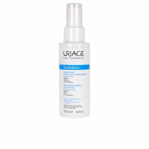 Anti redness treatment cream BARIÉDERM drying repairing cica spray Uriage