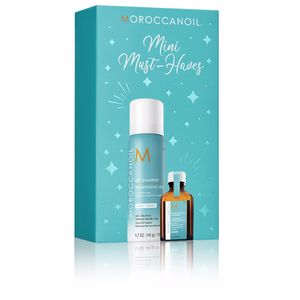 Set peluquería HAVES LIGHT TONE MINI MUST LOTE Moroccanoil
