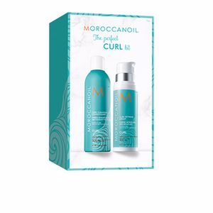 Set peluquería THE PERFECT CURL LOTE Moroccanoil