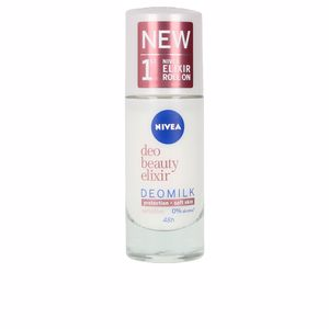 Deodorant MILK BEAUTY ELIXIR SENSITIVE deo roll-on Nivea