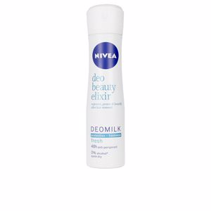 Deodorant MILK BEAUTY ELIXIR deo spray Nivea