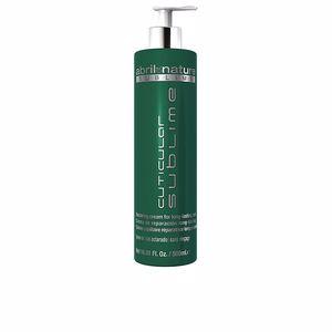 Hair repair treatment - Shiny hair  treatment SUBLIME cuticular Abril Et Nature