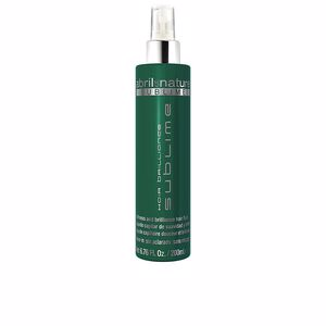Producto de peinado SUBLIME hair brillance Abril Et Nature