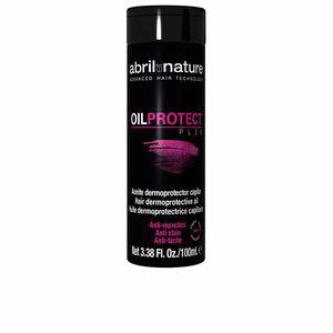 Traitement hydratant cheveux - Traitement réparation cheveux OIL PROTECT PLEX hair dermoprotective oil Abril Et Nature