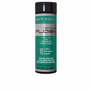 Tintes NATURE FLASH hair color cream Abril Et Nature
