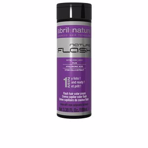 Couleurs NATURE FLASH hair color cream Abril Et Nature