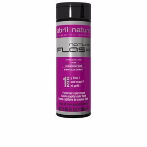 NATURE FLASH hair color cream #0.5